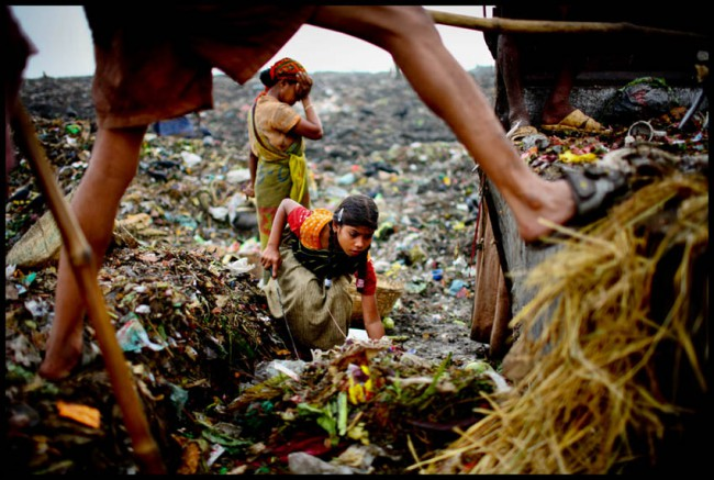 GMB AKASH - Life at the dump yard