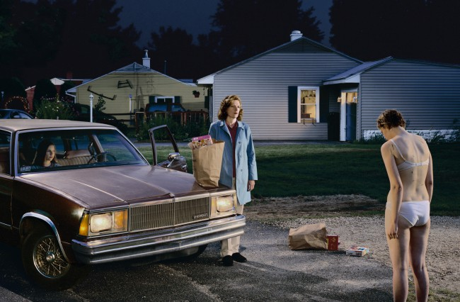 Gregory Crewdson - The daughter