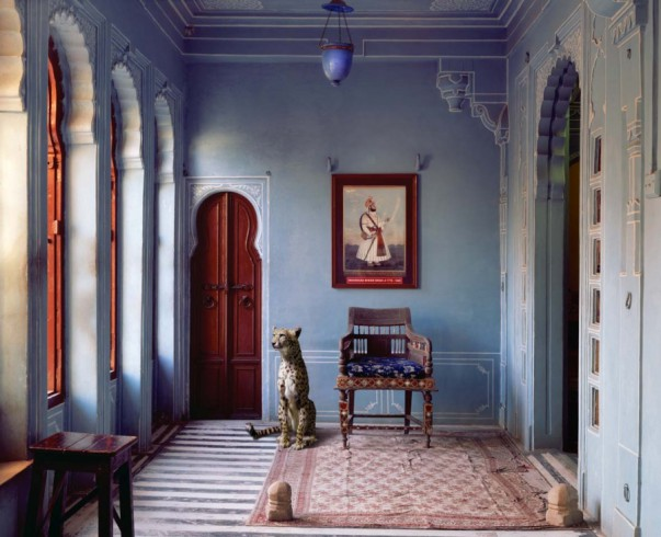 Karen Knorr - India Song - The Maharajas Apartment Udaipur City Palace